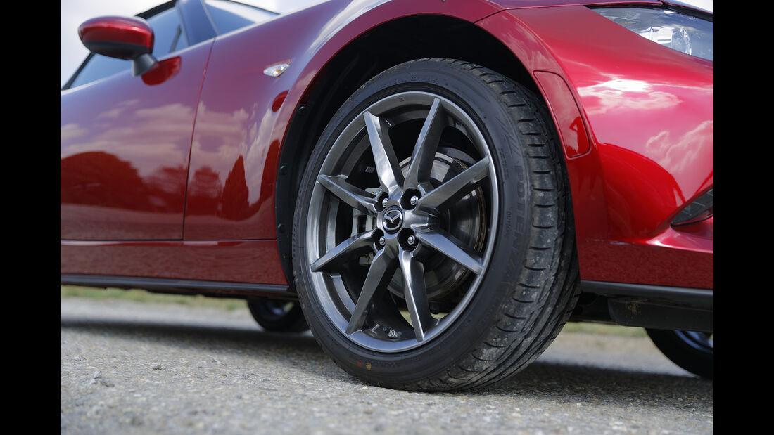 Mazda MX-5 G 184, Exterieur