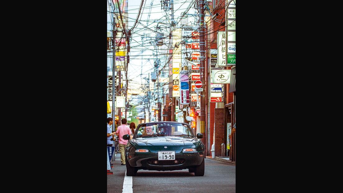 Mazda MX-5, Japan, Reise, Impressionen