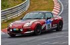 Mazda MX-5 - Mazda Motorsports Team Jota - Startnummer: #195 - Bewerber/Fahrer: Teruaki Kato, Stefan Johansson, Owen Mildenhall, Wolfgang Kaufmann - Klasse: V3