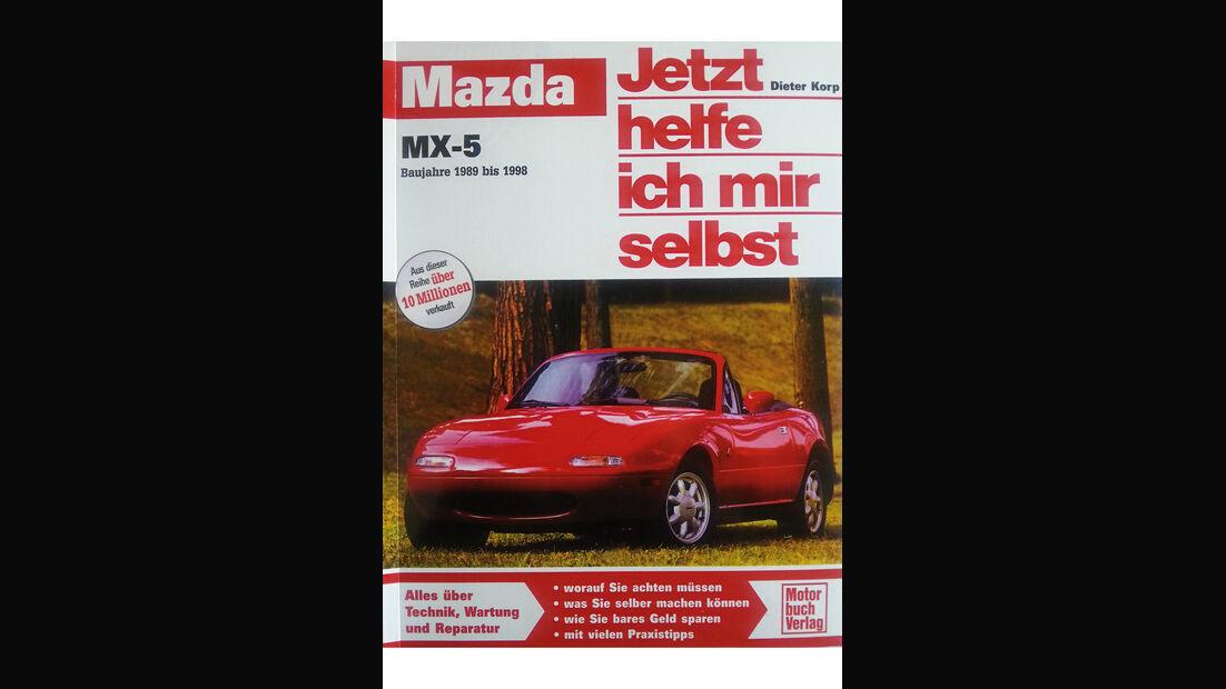Mazda MX-5 NA, Handbuch