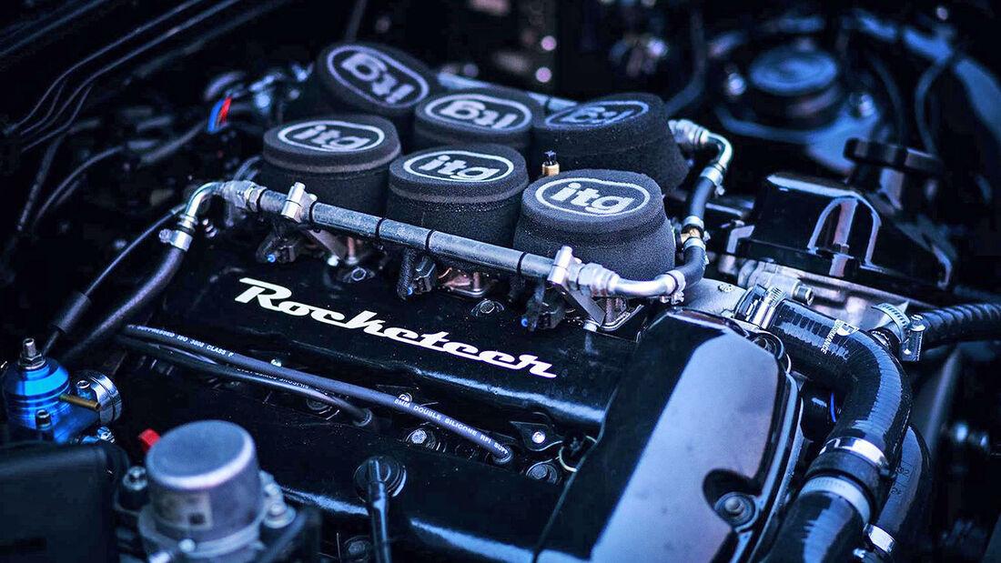 Mazda MX-5 NA Rocketeer V6-Umbau