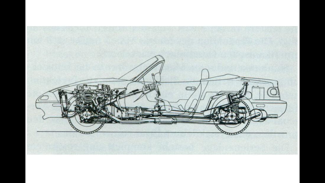 Mazda MX-5 NB (1998) - Roadster