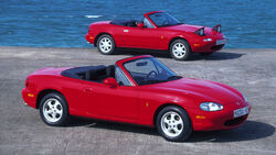 Mazda MX-5 NB (1998) - Roadster