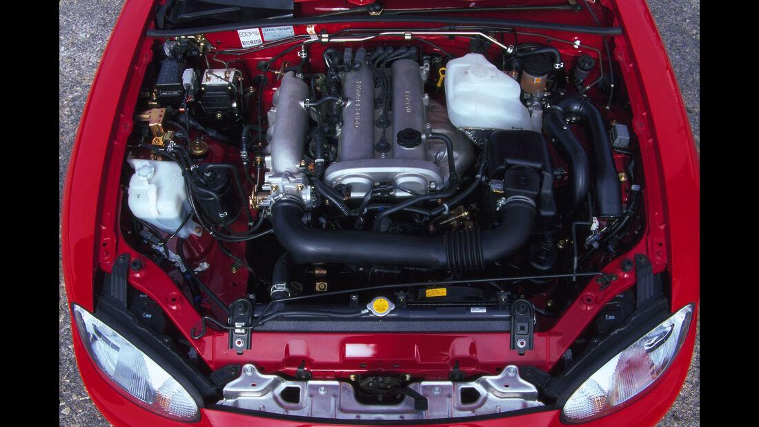 Mazda MX-5 NB (1998) - Roadster - Motor - Vierzylinder