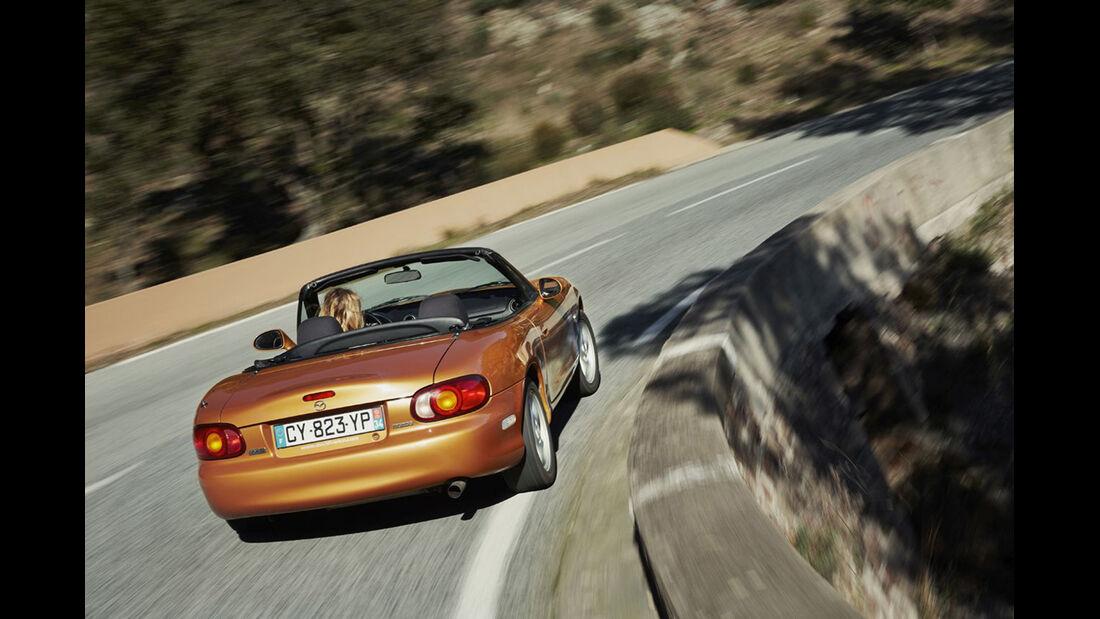 Mazda MX-5 NB (2000) - Roadster