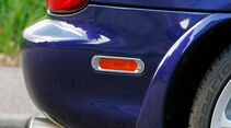 Mazda MX-5 NB, Auspuff, Heck