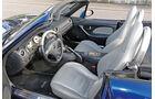 Mazda MX-5 NB, Cockpit