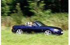 Mazda MX-5 NB, Seitenansicht