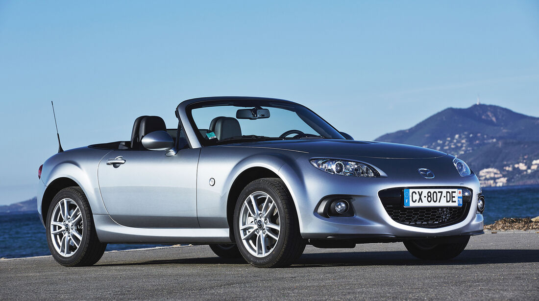 Mazda MX-5 NC (2. Facelift) - Roadster