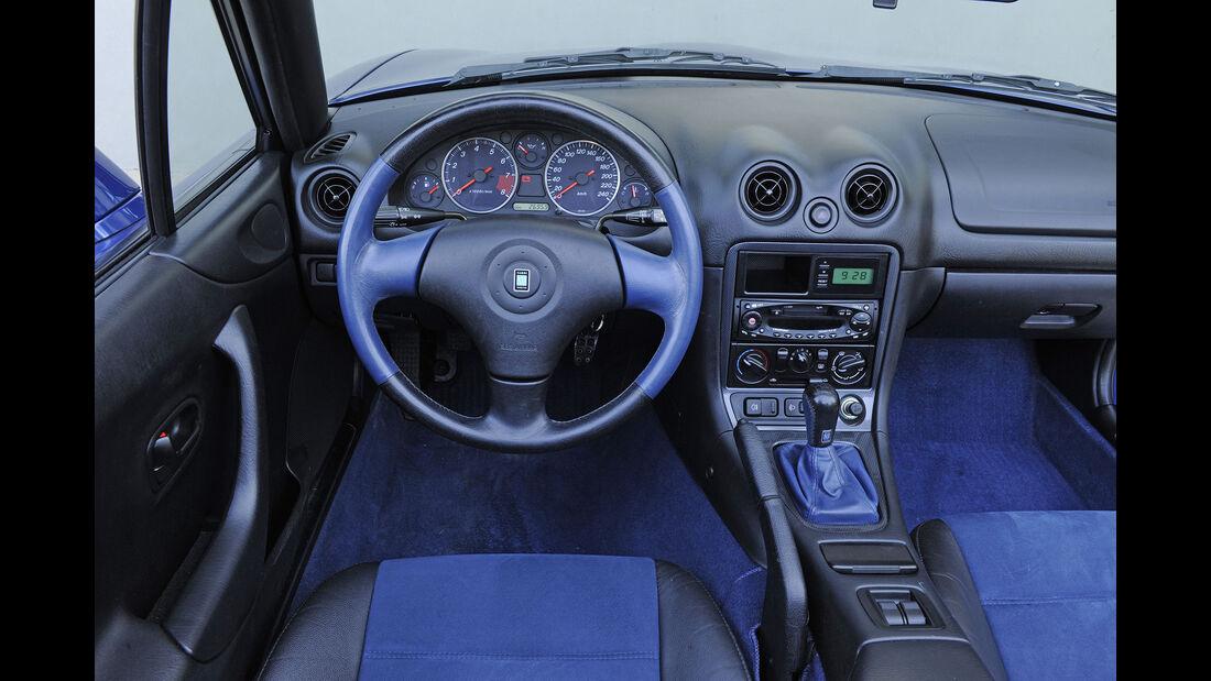 Mazda MX-5 NC (2005) - Roadster - Innenraum