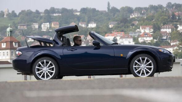 Mazda MX-5, NC, Exterieur