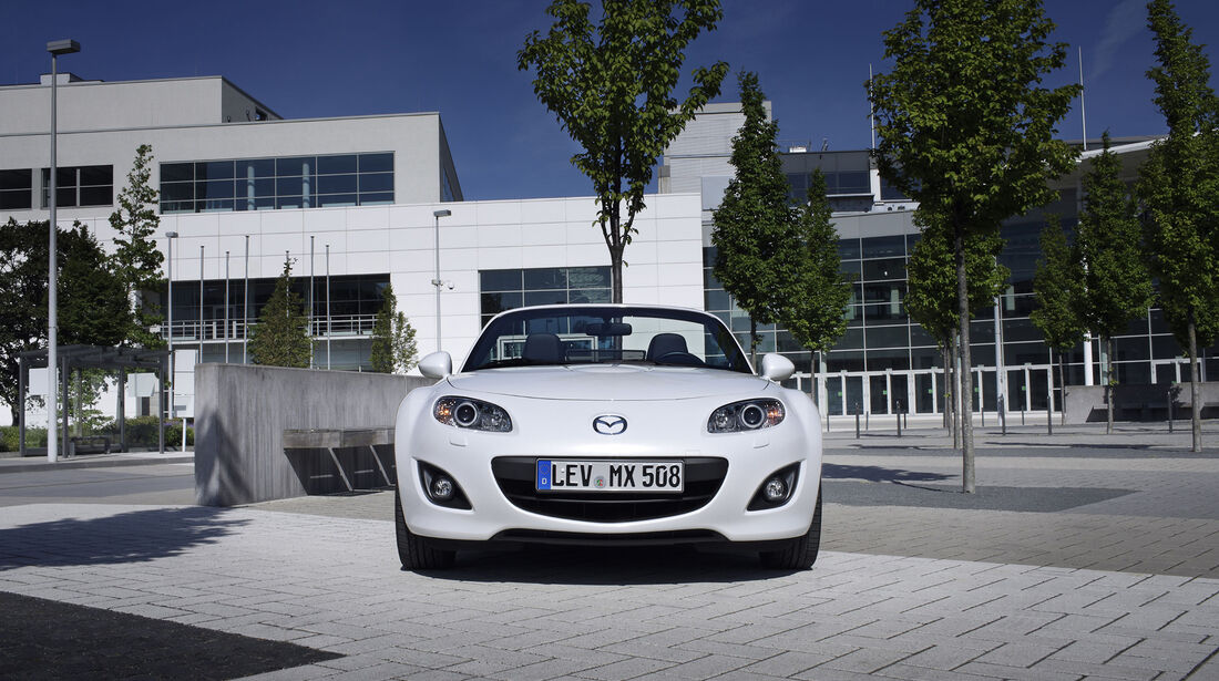 Mazda MX-5 NC (Facelift) - Roadster