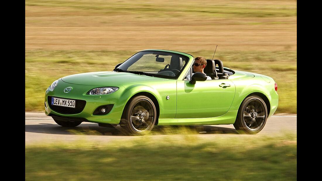 Mazda MX-5, NC, Sondermodell, Exterieur