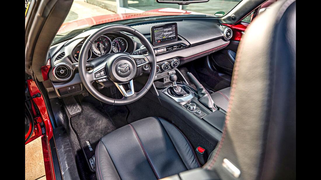 Mazda MX-5 ND (Facelift) - Roadster