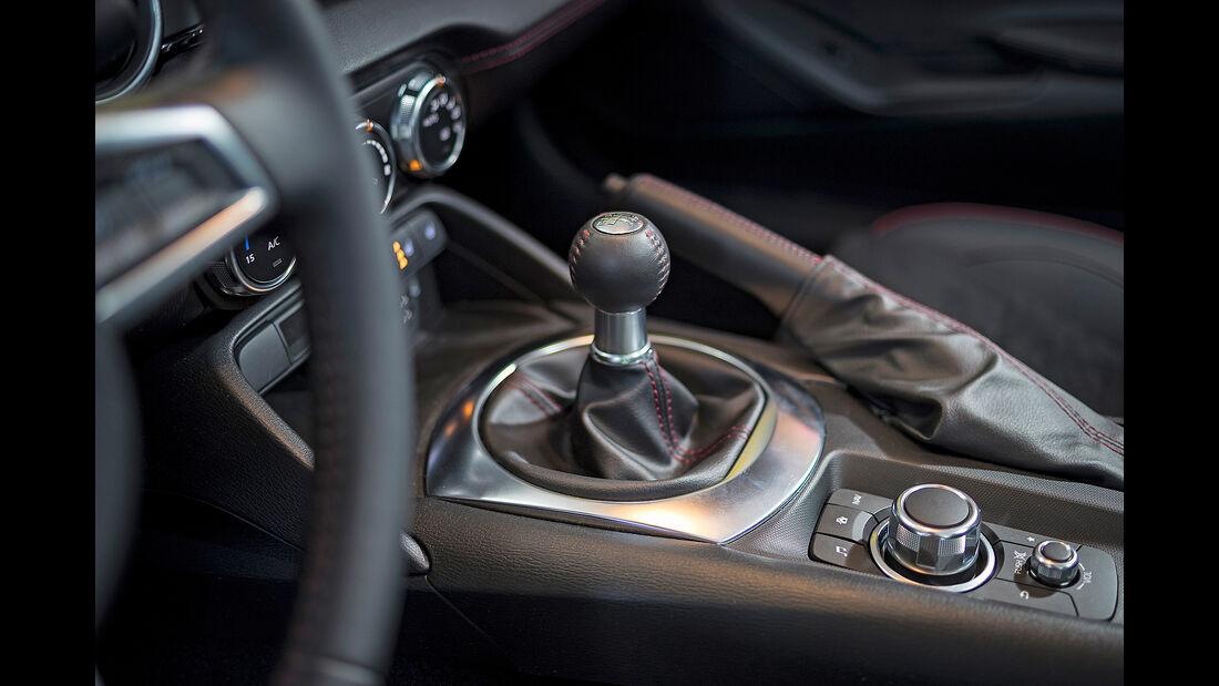 Mazda MX-5 ND (Facelift) - Roadster - Handschalter