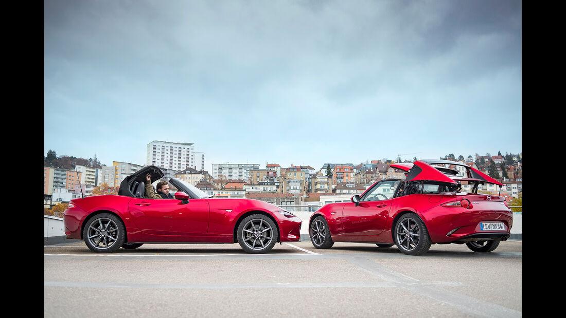 Mazda MX-5 ND (Facelift) - Roadster - RF