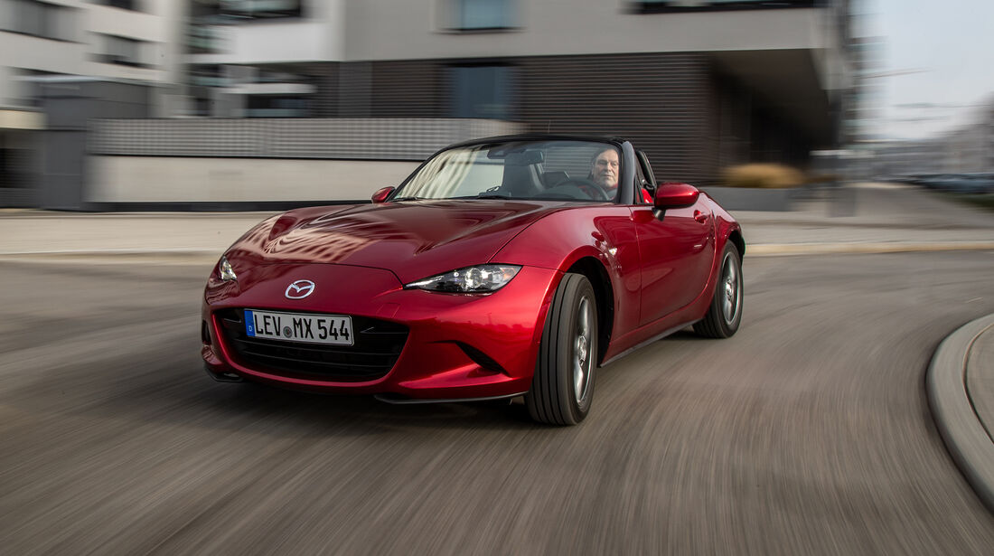 Mazda MX-5 ND (Facelift) - Roadster