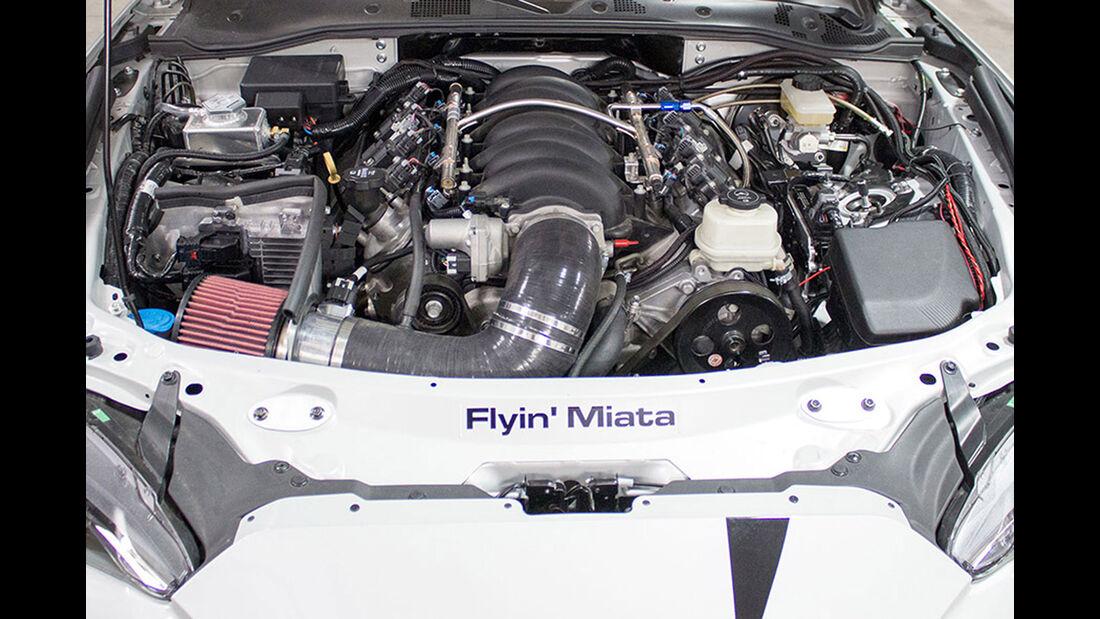 Mazda MX-5 ND V8 Flyin Miata