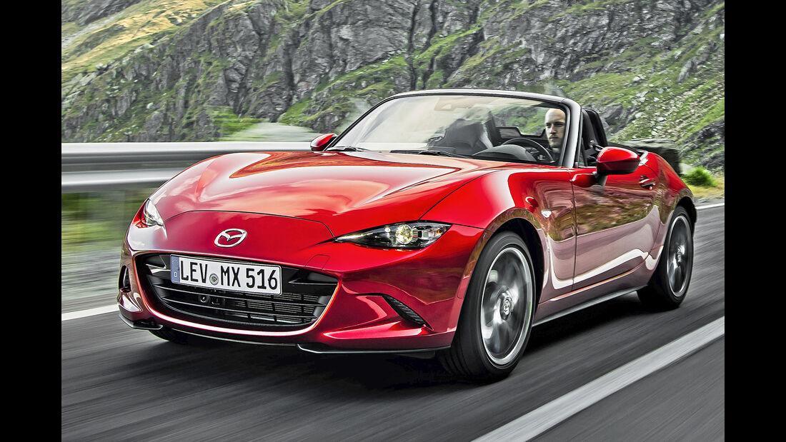Mazda MX-5 RF, Best Cars 2020, Kategorie H Cabrios