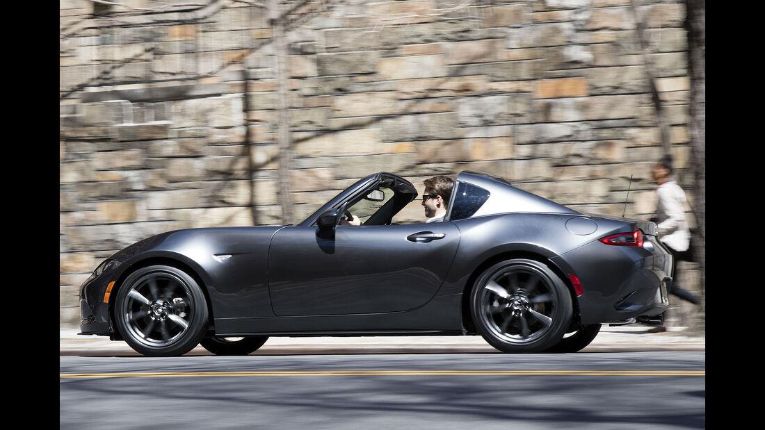 Mazda MX-5 RF, Exterior, Seite