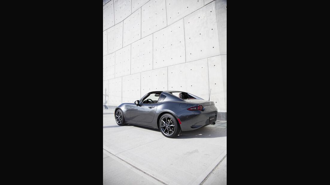 Mazda MX-5 RF ND (2016) - Roadster