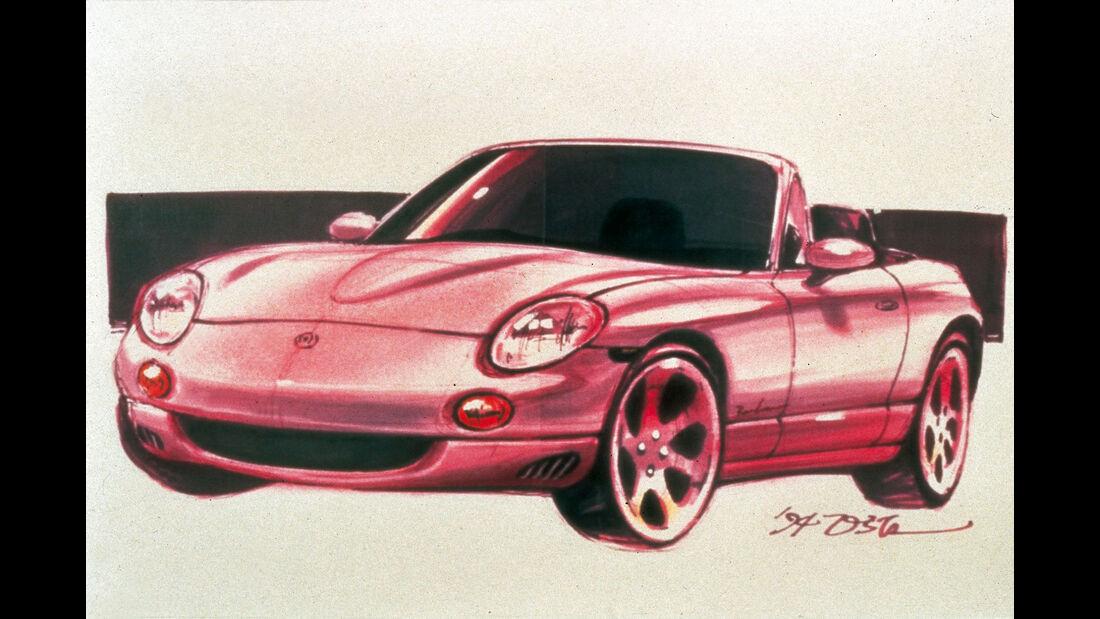 Mazda MX-5 - Roadster - NB Concept