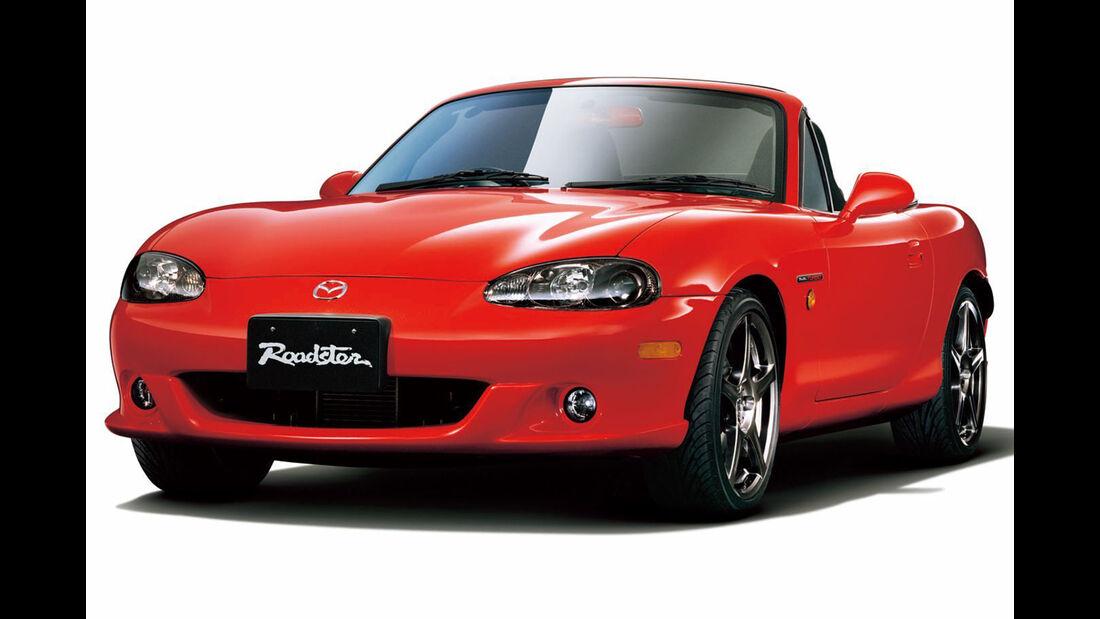 Mazda MX-5 Roadster Turbo (2003)