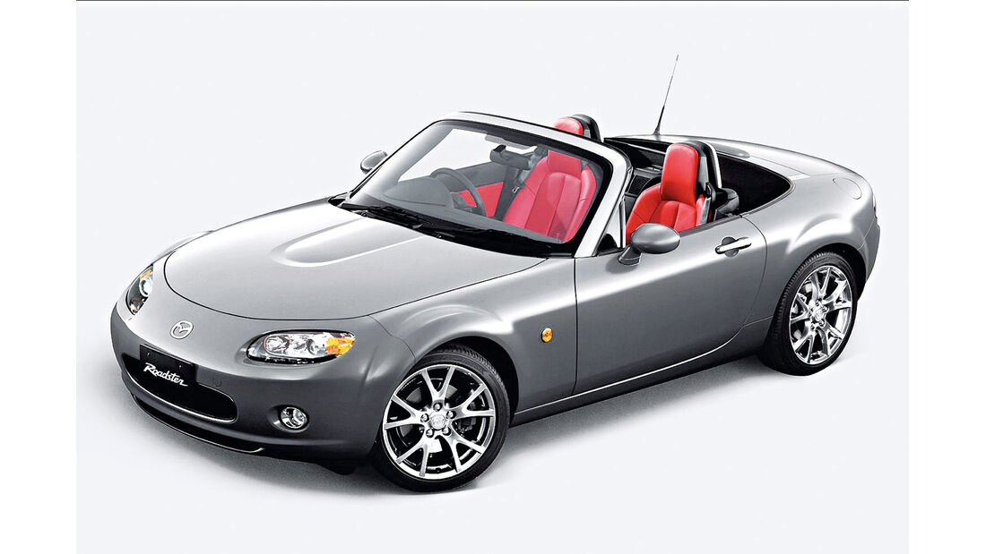 Mazda MX-5, Serie NC