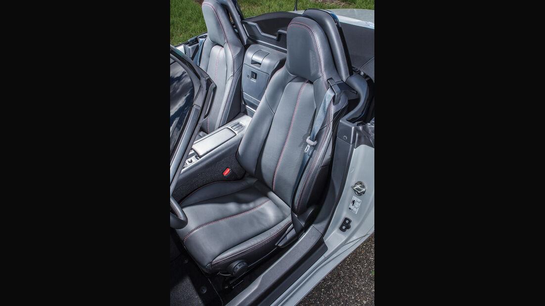 Mazda MX-5 Skyactiv 1.5, Fahrersitz