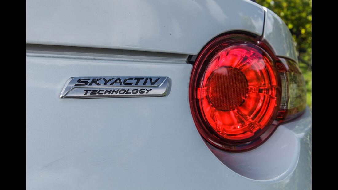 Mazda MX-5 Skyactiv 1.5, Heckleuchte