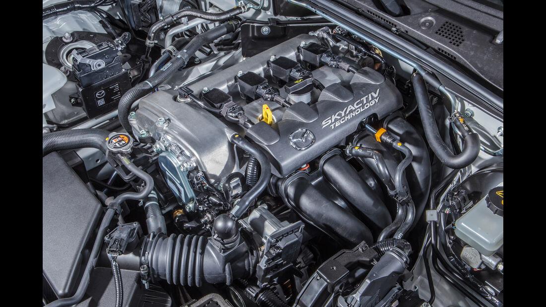 Mazda MX-5 Skyactiv 1.5, Motor