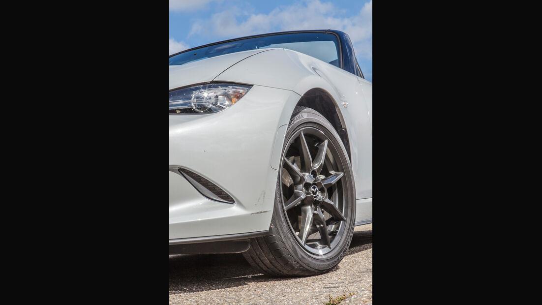 Mazda MX-5 Skyactiv 1.5, Rad, Felge