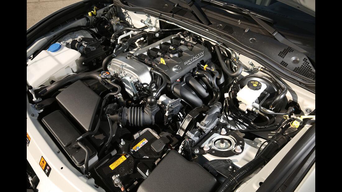 Mazda MX-5 Skyactiv-G 131, Motor