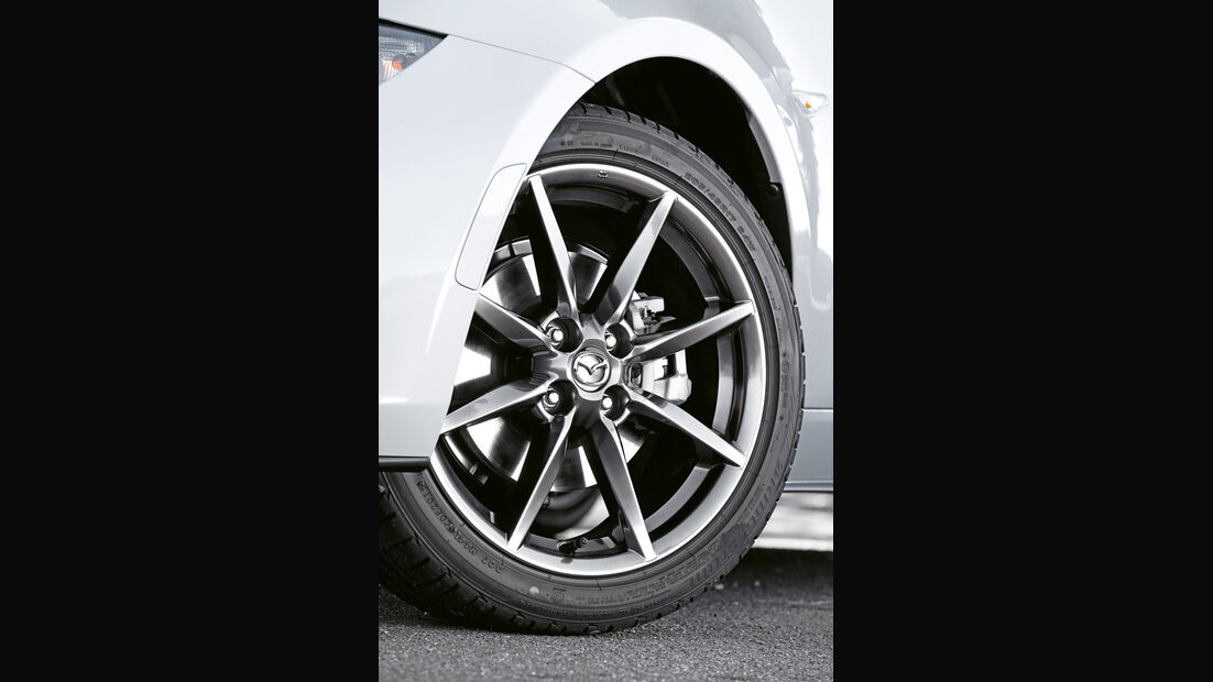 Mazda MX-5 Skyactiv-G 160, Rad, Felge
