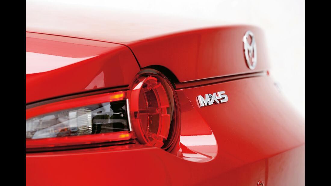 Mazda MX-5 Skyactiv-G 180, Heckleuchte