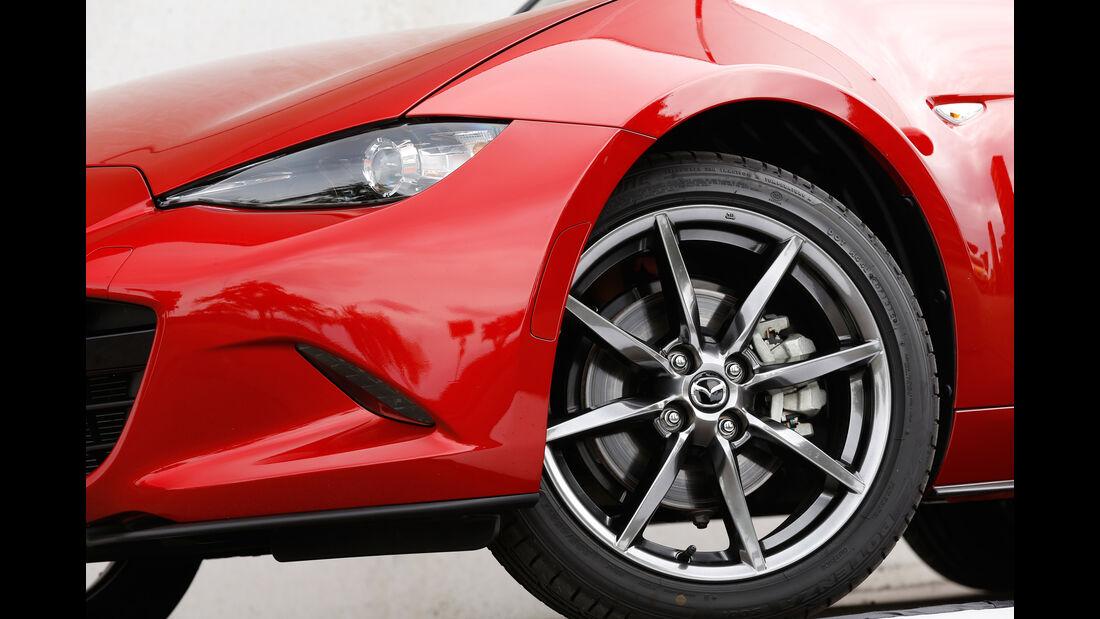 Mazda MX-5 Skyactiv-G 180, Rad, Felge