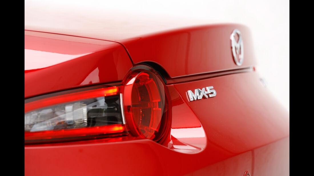 Mazda MX-5 Skyaktiv-G 160, Heckleuchte