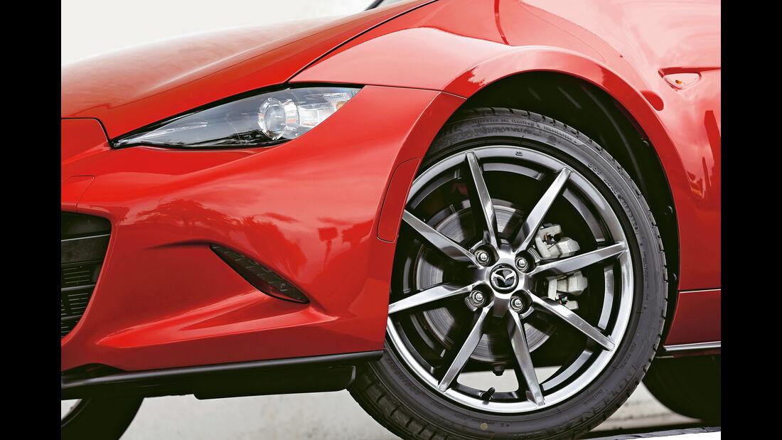 Mazda MX-5 Skyaktiv-G 160, Rad, Felge