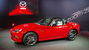 Mazda MX-5 Sondermodell 25 Jahre New York