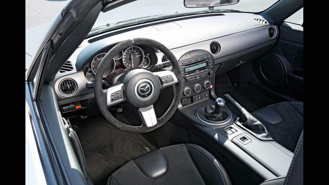 Mazda MX-5 Yusho, Cockpit, Lenkrad