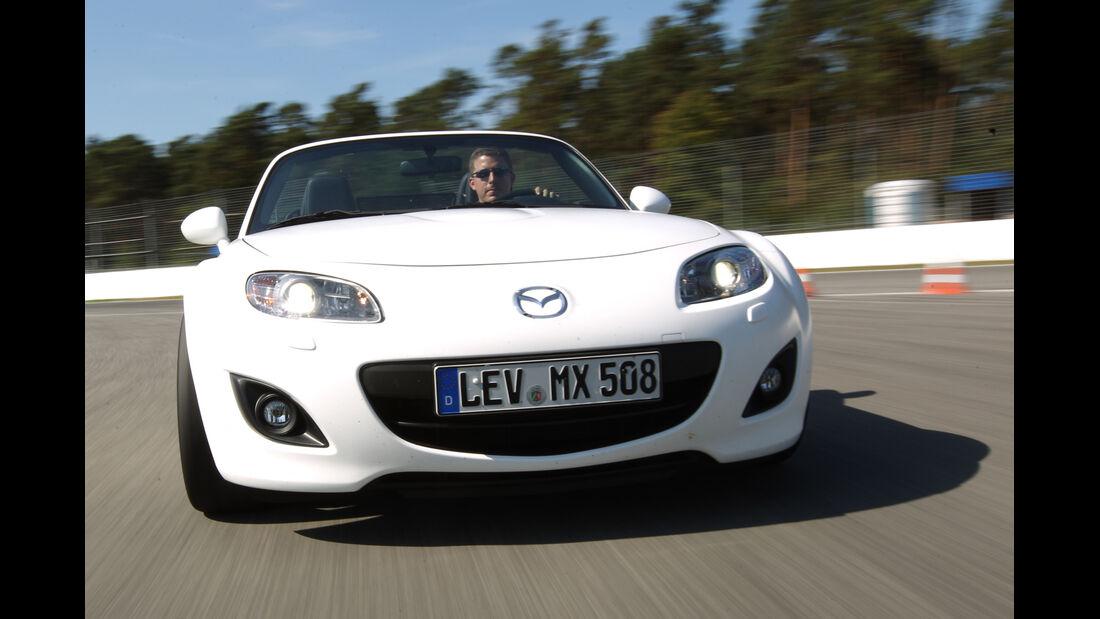 Mazda MX-5 Yusho, Frontansicht