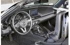 Mazda MX5 Skyaktiv G 131, Cockpit