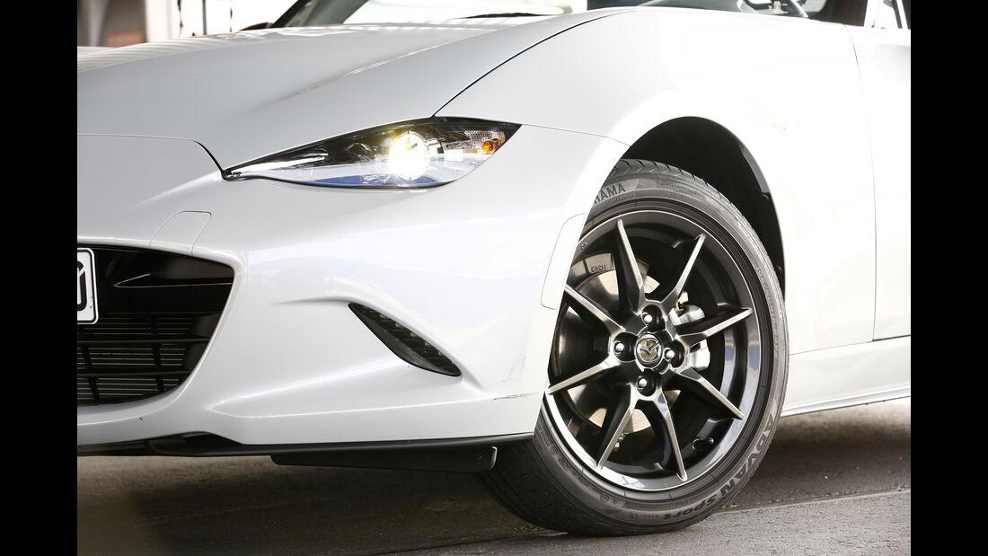 Mazda MX5 Skyaktiv G 131, Rad, Felge