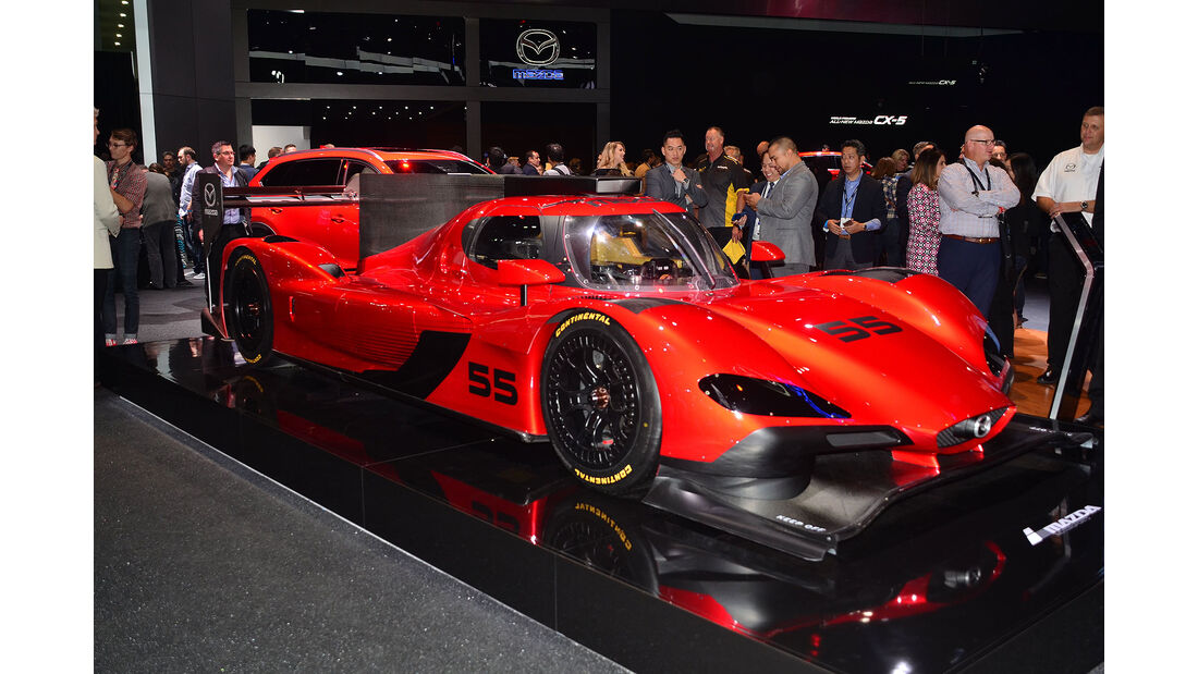Mazda RT24-P Daytona Prototyp 2017
