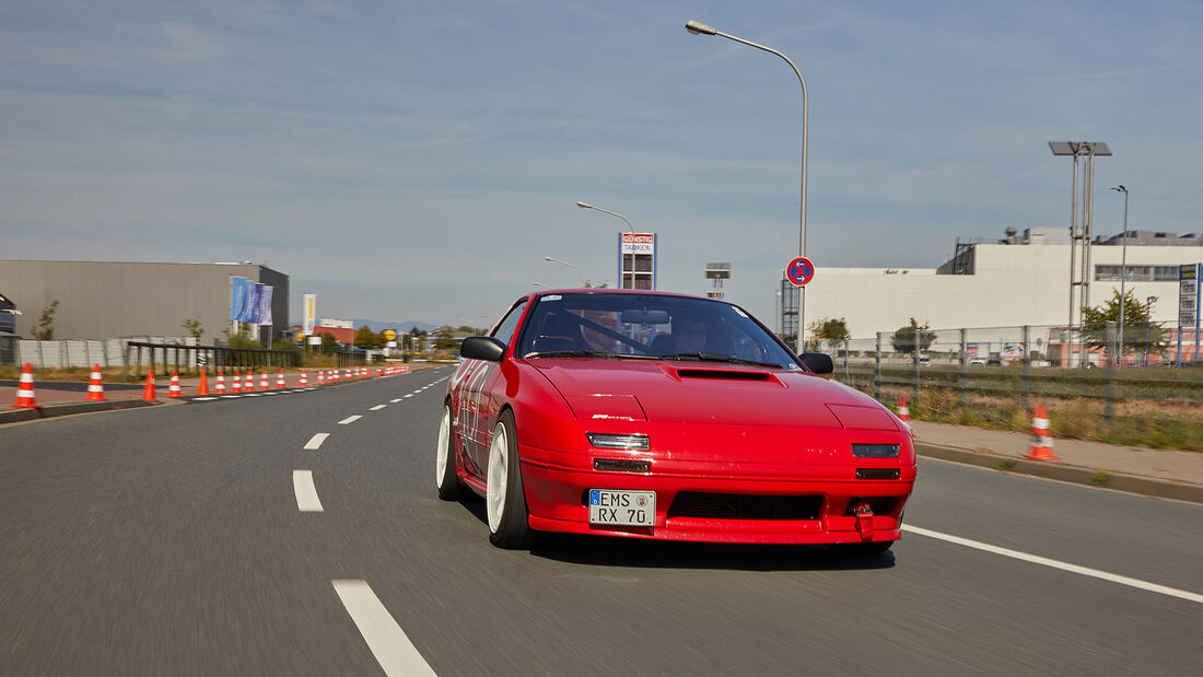 Mazda RX-7 (FC3S, 1989)