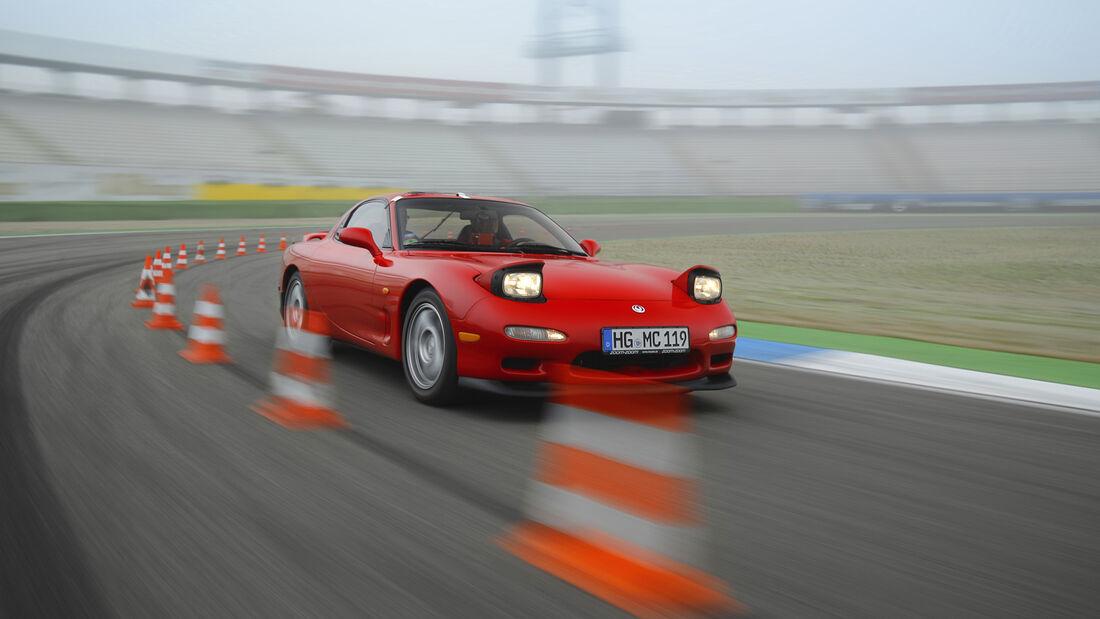Mazda RX-7 FD3S (1992), Exterieur