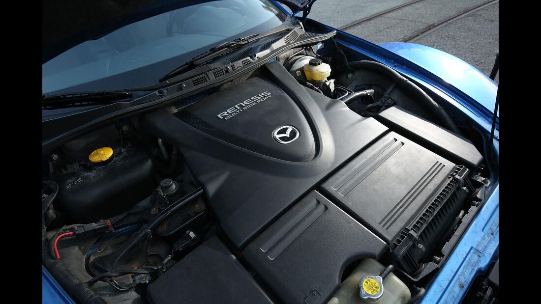 Mazda RX-8, Exterieur