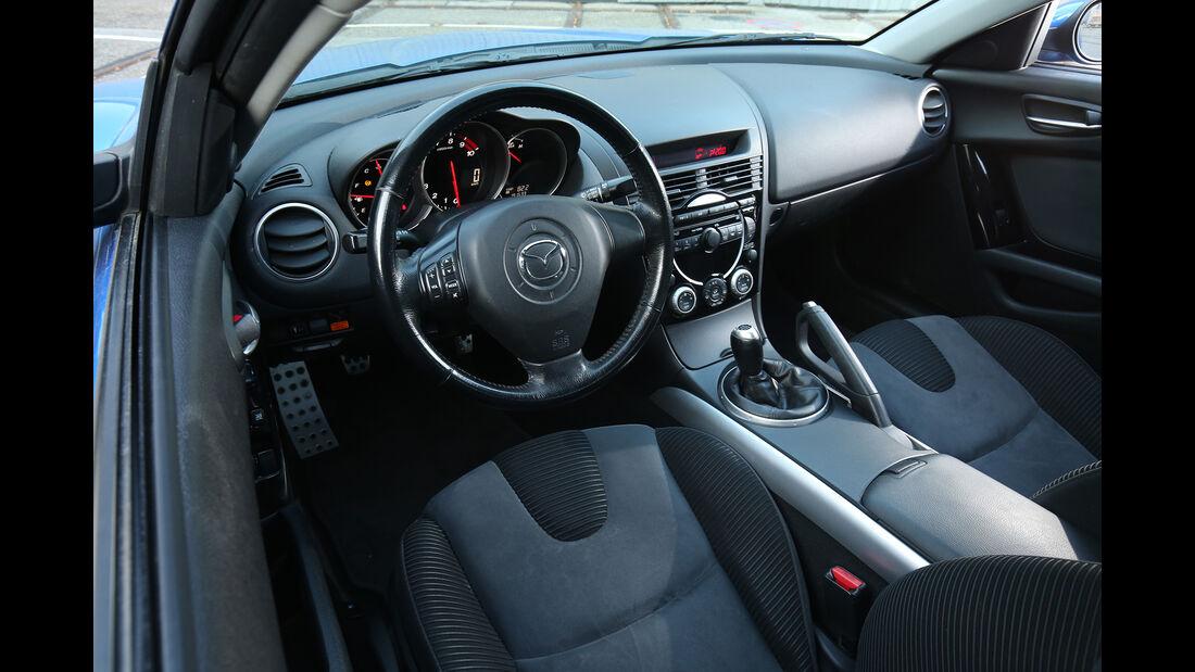 Mazda RX-8, Interieur