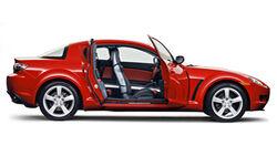 Mazda RX-8, Japanische Trendsetter