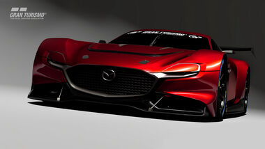 Mazda RX-Vision GT3 Concept 2020 Playstation Gran Turismo